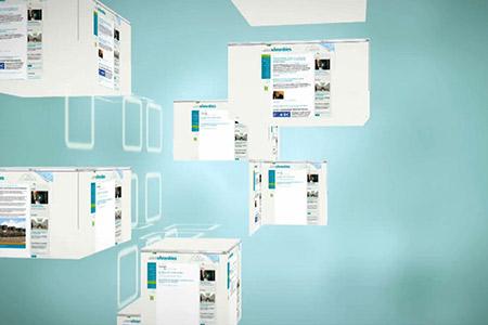 Presentación web Centros Sanitarios Sostenibles